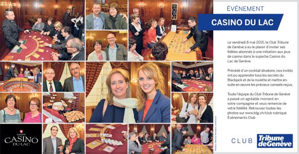 TG annonce Casino HD reportage